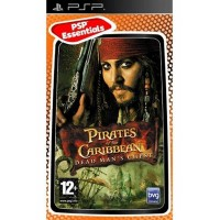"PSP - ""Essentials"" Pirates of the Caribbean DMC"