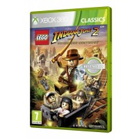 X360 - LEGO Indiana Jones 2