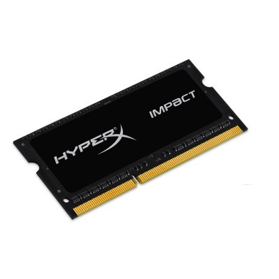 SO-DIMM 4GB DDR3L-1600MHz CL9 HyperX Impact, 1.35V