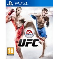 PS4 EA Sports UFC - Ultimate Fighting Championship