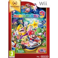 Wii Mario Party 9 Nintendo Selects