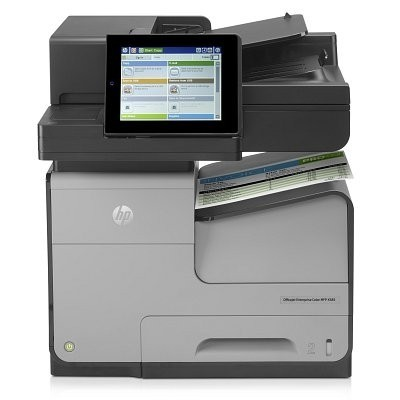 HP Officejet Ent Color MFP X585dn Prntr