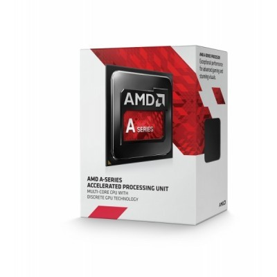 CPU AMD Kaveri A10-7800 4c Box (3,5Ghz, 4MB)