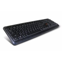 C-TECH CZ/SK KB-102 PS2 slim black