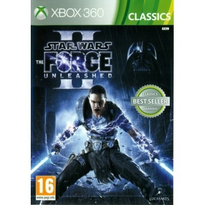 X360 - Star Wars: The Force Unleased II