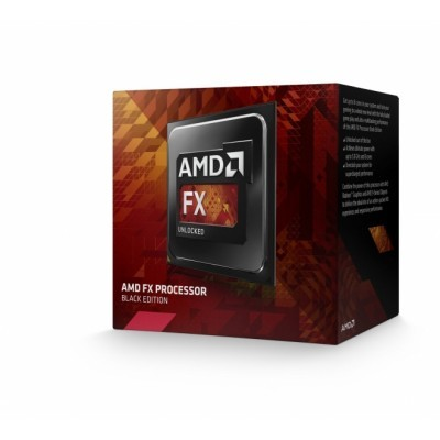 CPU AMD FX-8370E 8core Box (3,3GHz, 16MB)