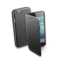 Pouzdro typu kniha CellularLine Book Essential pro Apple iPhone 6,