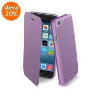 Pouzdro typu kniha CellularLine Book Color pro Apple iPhone 6,