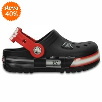 Crocs Lights Star Wars Darth Vader