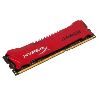 4GB DDR3-1866MHz CL9 Kingston Savage XMP