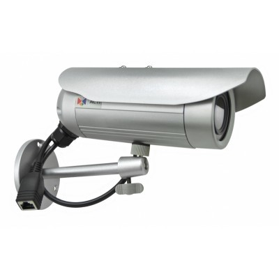 ACTi E37,F.Bullet,10M,OD,f3.6mm,PoE,WDR,IR