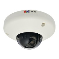 ACTi D92,MiniDome,3M,ID,f2.93mm,PoE