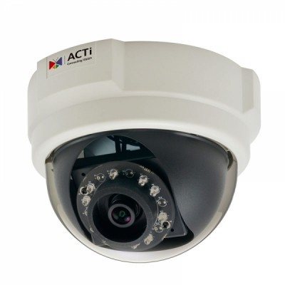 ACTi E59,F.Dome,10M,ID,f3.6mm,PoE,WDR,IR