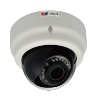 ACTi D64A,VF.Dome,1M,ID,f2.8-12mm,PoE,IR