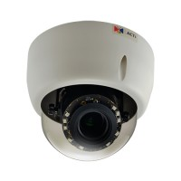 ACTi E610,VF.Dome,10M,ID,f3.1-13.3mm,PoE,WDR,IR