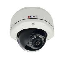 ACTi E74A,F.Dome,3M,OD,f2.93mm,PoE,WDR,IR