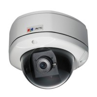 ACTi KCM-7111,F.Dome,4M,OD,f2.8mm,PoE/DC,WDR