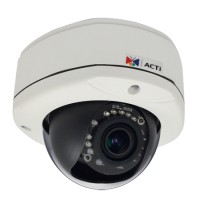 ACTi D81A,VF.Dome,1M,OD,f2.8-12mm,PoE,IR
