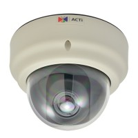 ACTi KCM-3311,Z.Dome,4M,ID,f3.3-12mm,PoE,WDR