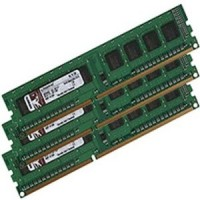24GB 1600MHz DDR3 ECC Reg CL11 DIMM, 3x4GB