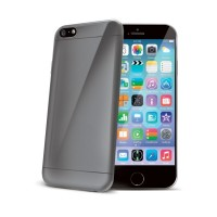 Silikonový obal Celly Ultrathin pro Apple iPhone 6, kouřový