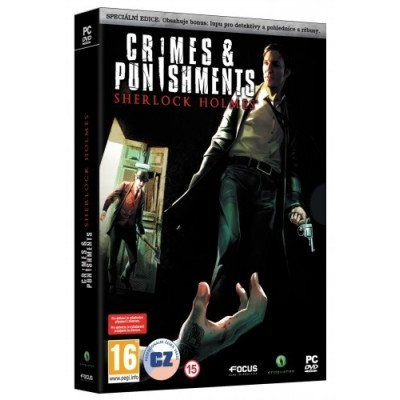 Sherlock Holmes: Crimes and Punishments SE