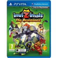 PS Vita - Invizimals: The Resistance