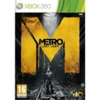X360 - Metro: Last Light Limited Edition