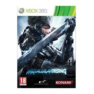 X360 - Metal Gear Rising: Revengeance