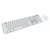 set TRUST Darcy Wireless Keyboard with mouse US