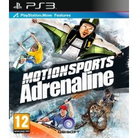 PS3 Motionsport adrenaline - move exclusive