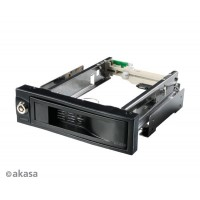 "AKASA Lokstor M52 - 3,5"" HDD rack do 5,25"""