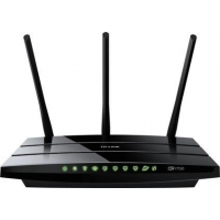 TP-Link Archer C7 AC1750 Dual band Wireless 802.11ac Gigabit router 4xLAN,2xUSB