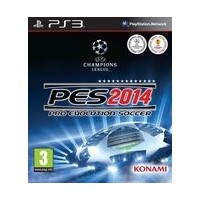 PS3 - Pro Evolution Soccer 2014