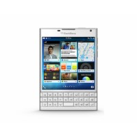 BlackBerry Passport QWERTY, bílé