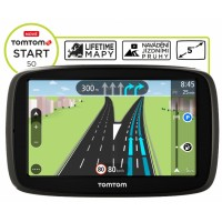 TomTom START 50 Europe LIFETIME mapy, 5""