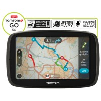 TomTom GO 50 Europe LIFETIME mapy, 5""