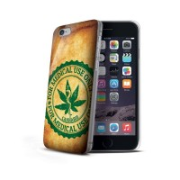 Zadní kryt Celly Design Award pro Apple iPhone 6, Cannabis