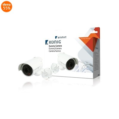 Dummy outdoor camera (SAS-DUMMYCAM80)
