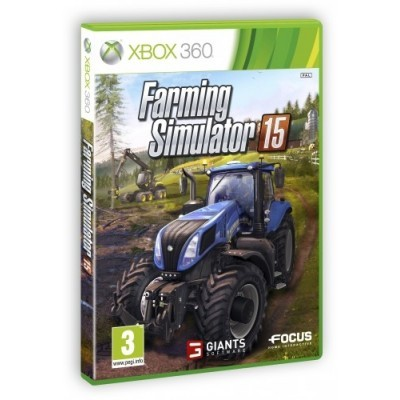X360 - Farming Simulator 2015
