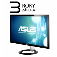 "23"" LED ASUS VX238H -1ms,Full HD,VGA,DVI,2xHDMI,re"