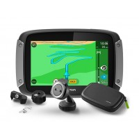 TomTom Rider 400 Premium Pack pro motocykly Europe LIFETIME mapy, 4.3""