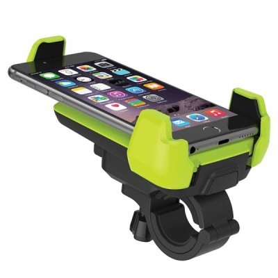 iOttie Active Edge Bike & Bar Mount, electric lime