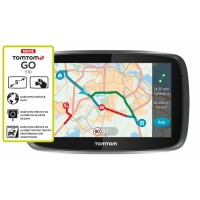 TomTom GO 510 World LIFETIME mapy, 5""