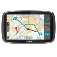 TomTom GO 610 World LIFETIME mapy, 6""