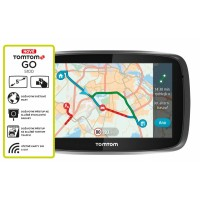 TomTom GO 5100 World LIFETIME mapy, 5""