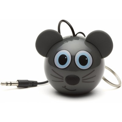 Reproduktor KITSOUND Mini Buddy Mouse, 3,5 mm jack