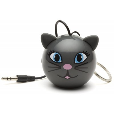 Reproduktor KITSOUND Mini Buddy Cat, 3,5 mm jack