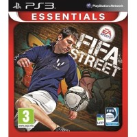 PS3 - FIFA Street 4 Essentials