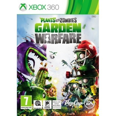 X360 - Plants vs. Zombies: Garden Warfare